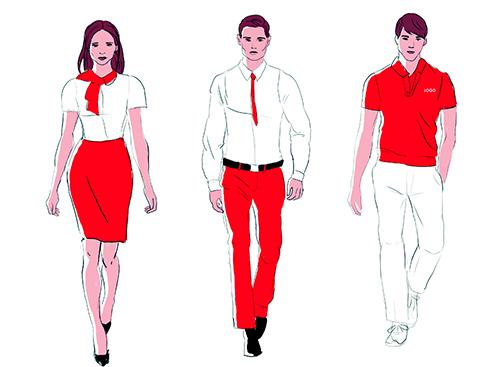 1640839da4192c2 Корпоративная одежда. Корпоративный стиль. Методы нанесения логотипа